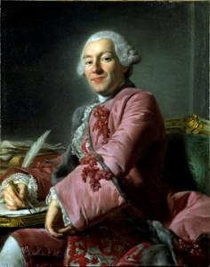 Bild av Adelcrantz målad av Roslin, hämtad från Wikipedia