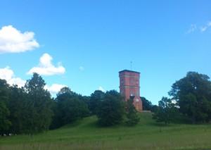 Foto. Pernilla Ulvblom. Götiska tornet, Drottningholm