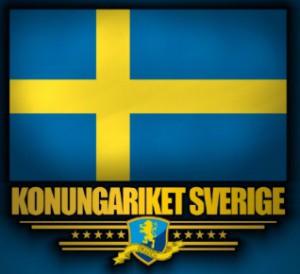 1384 är första gången som namnet för landet Sverige finns nedtecknat. Det är då stavat Swerighe.